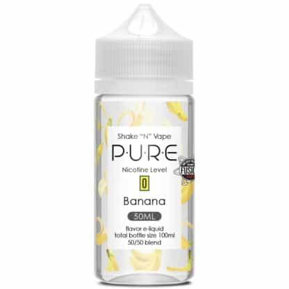Banana P·U·R·E Shortfill 50ml
