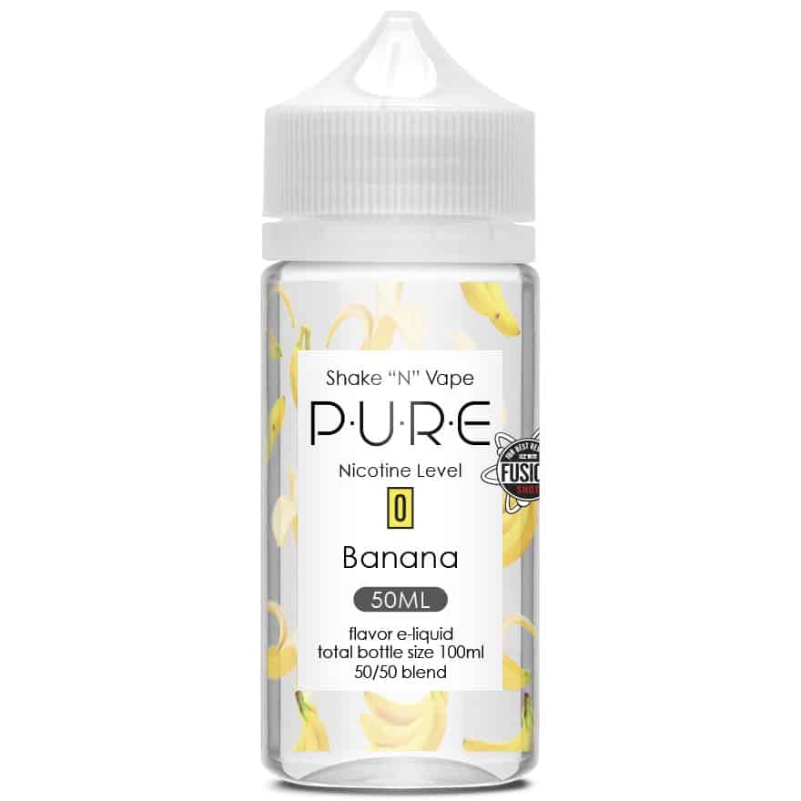 Banana P·U·R·E Shortfill 50ml