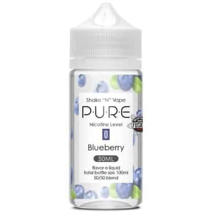 Blueberry P·U·R·E Shortfill 50ml