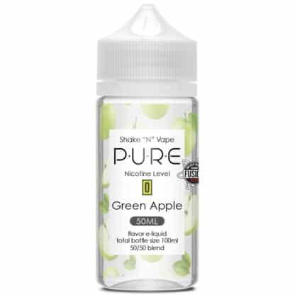 Green Apple P·U·R·E Shortfill 50ml