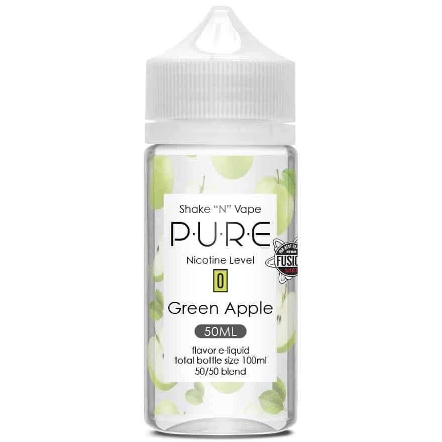 Green Apple P·U·R·E Shortfill 50ml