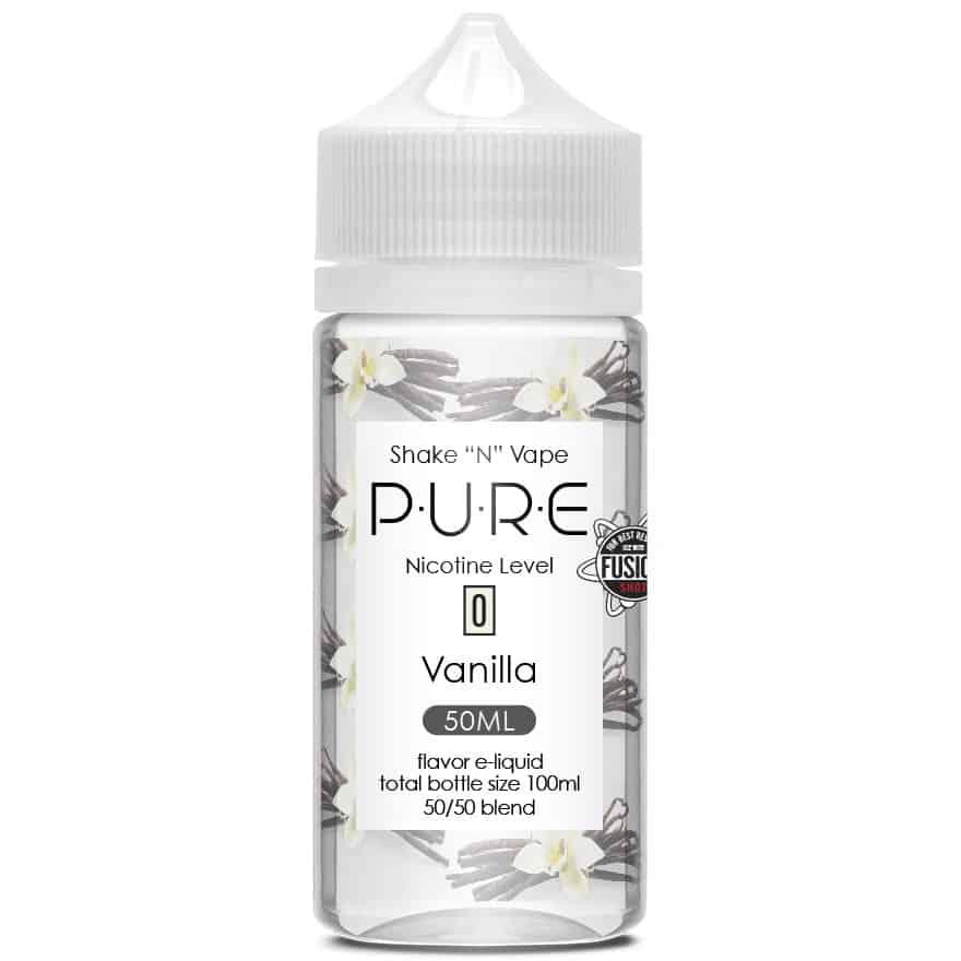 Vanilla P·U·R·E Shortfill 50ml