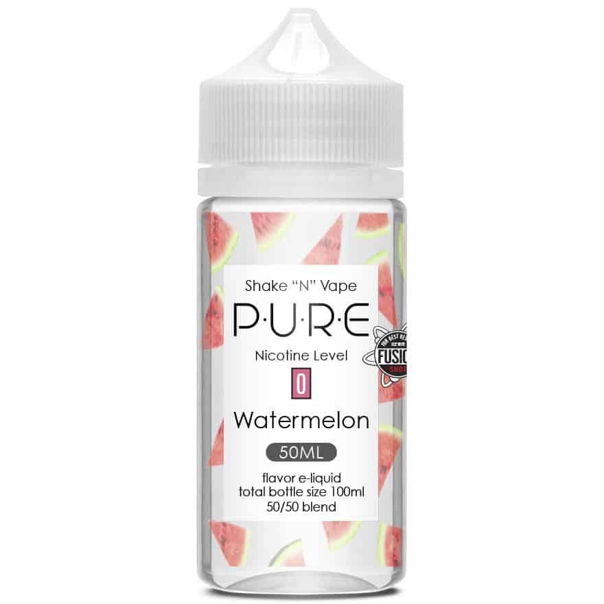 Watermelon P·U·R·E Shortfill 50ml