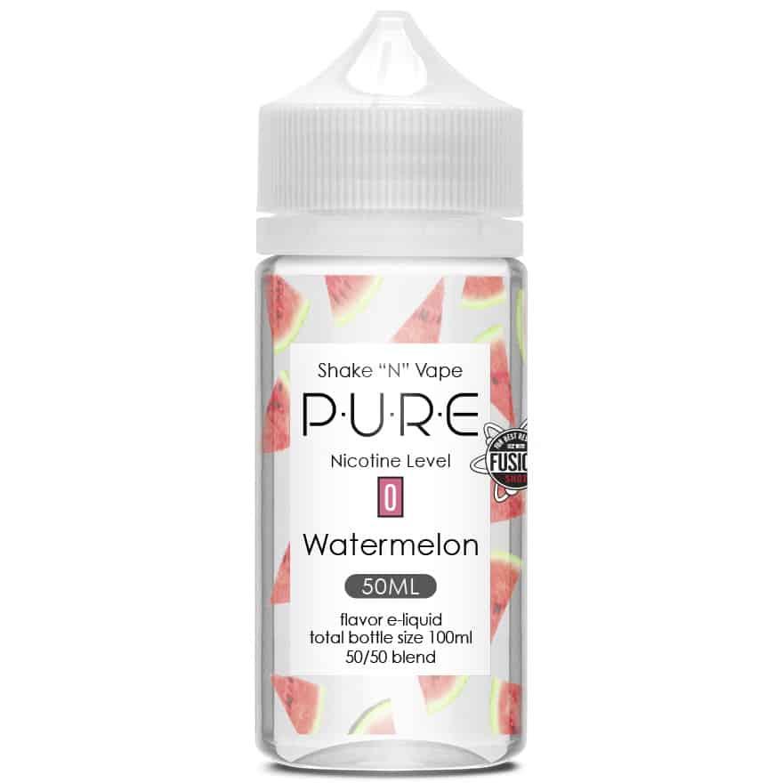 Watermelon P·U·R·E Shortfill 50ml