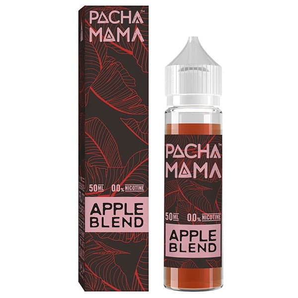 Apple Blend Pachamama Shortfill 50ml