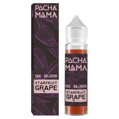 Starfruit Grape Pachamama Shortfill 50ml
