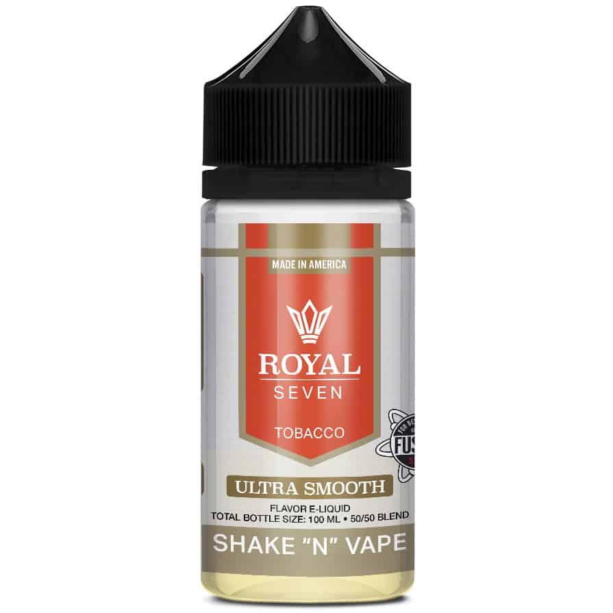 Ultra Smooth Royal Seven Shortfill 50ml