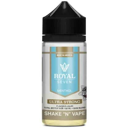 Ultra Strong Royal Seven Shortfill 50ml