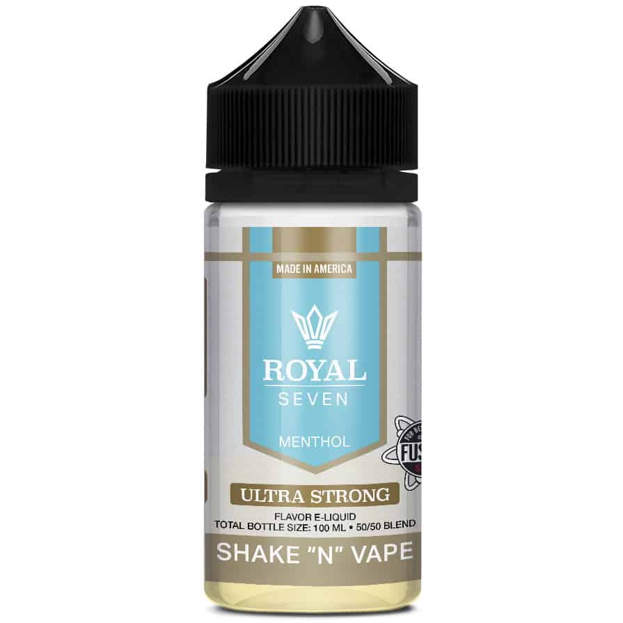 Ultra Strong Royal Seven Shortfill 50ml