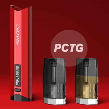 Smok Nfix Translucent Pctg Pods