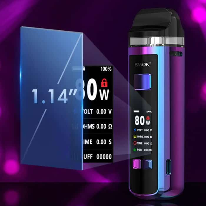Smok Rpm 2 Display