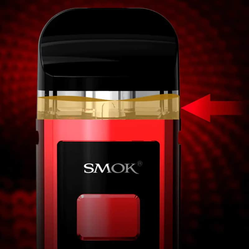 Smok Rpm 2 Visible Juice Level