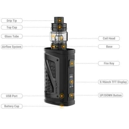 Smok Scar-18 Features