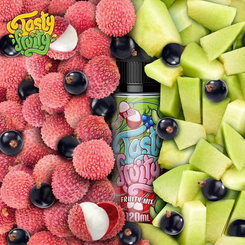 Fruity Mix Tasty Fruity Shortfill 100ml