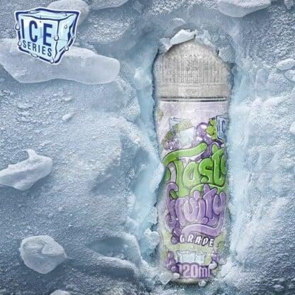 Grape Ice Tasty Fruity Shortfill 100ml