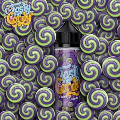 Grapple Drops Tasty Candy Shortfill 100ml