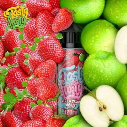 Strawberry Apple Tasty Fruity Shortfill 100ml
