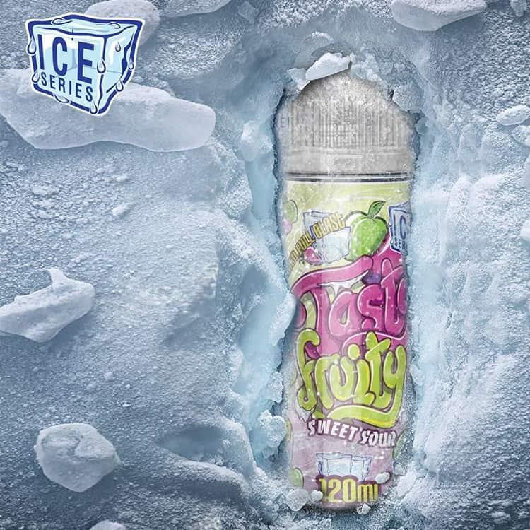 Sweet Sour Ice Tasty Fruity Shortfill 100ml