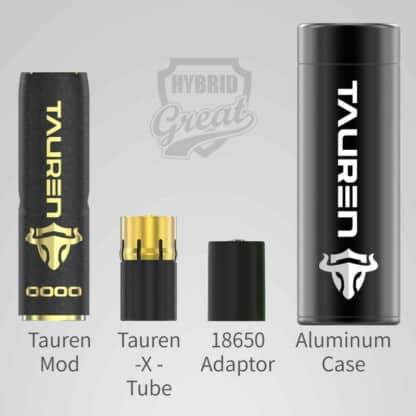 Tauren Hybrid Mech Mod Parts