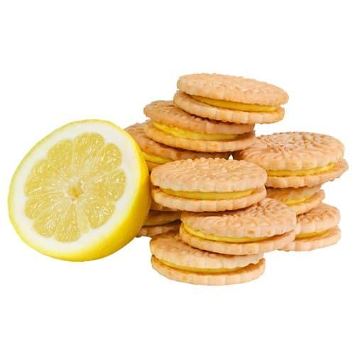 The Flavor Apprentice - Lemonade Cookie