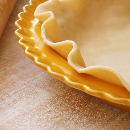 The Flavor Apprentice - Pie Crust