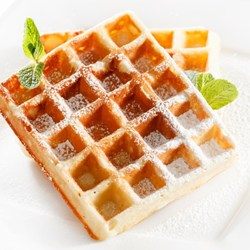 The Flavor Apprentice - Waffle