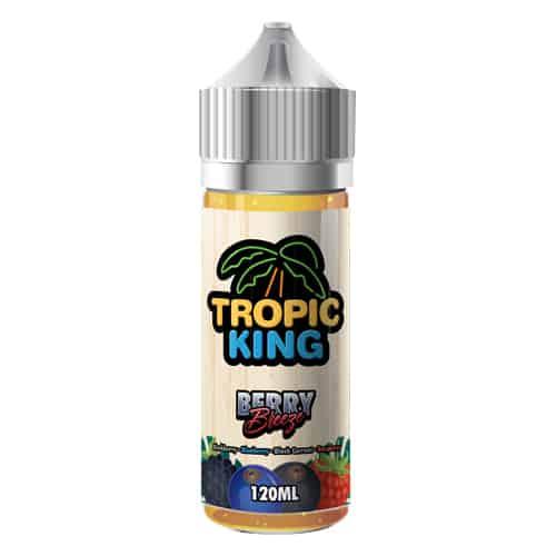 Berry Breeze Tropic King Shortfill 100ml