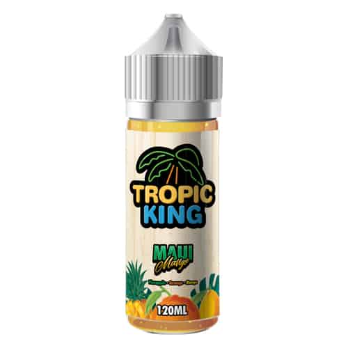 Maui Mango Tropic King Shortfill 100ml