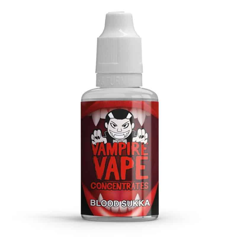 Blood Sukka Vampire Vape Concentrates 30ml