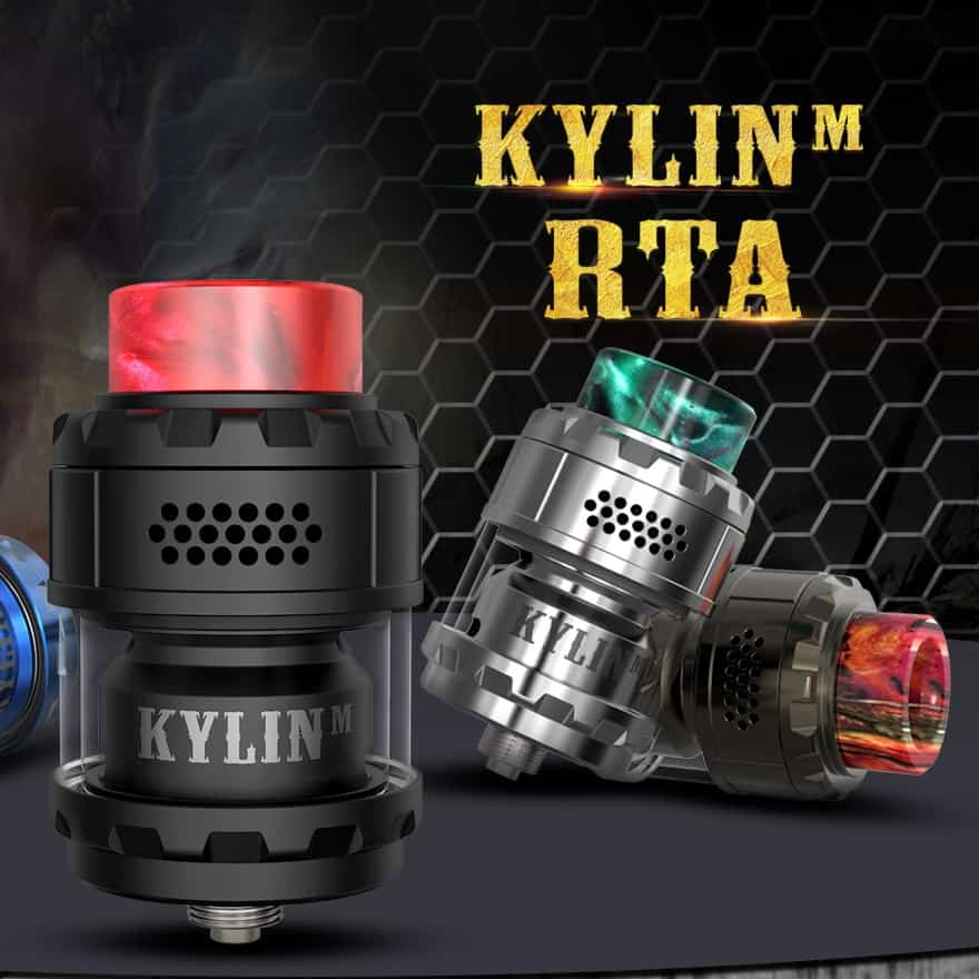 Vandy Vape Kylin M RTA