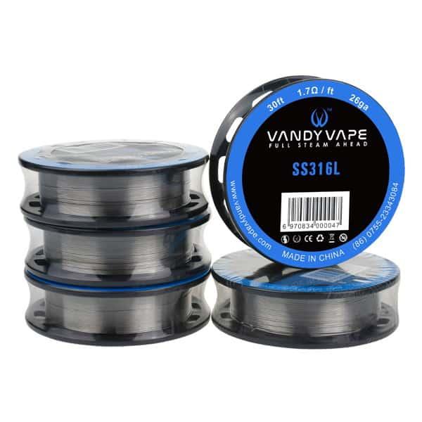 Vandy Vape SS316L Wires