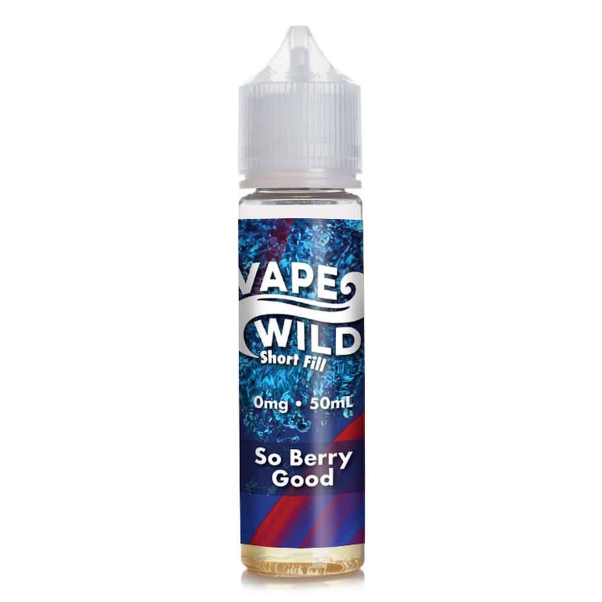 So Berry Good Vape Wild Shortfill 50ml