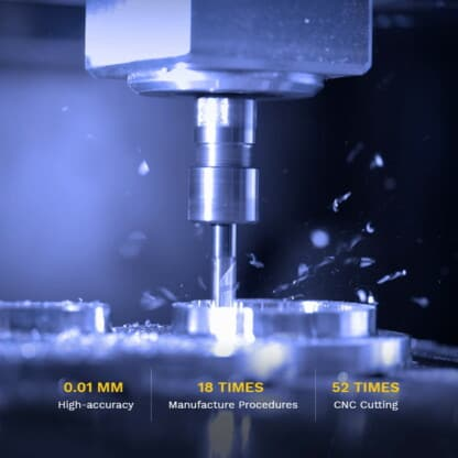 Vaporesso Gen X Mod Cnc Machining