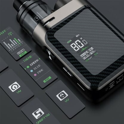 Vaporesso Px80 Display