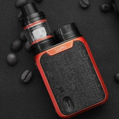 Vaporesso Swag Kit Red Carbon