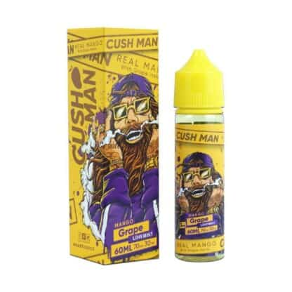 Mango Grape Nasty Juice Cush Man Shortfill 50ml