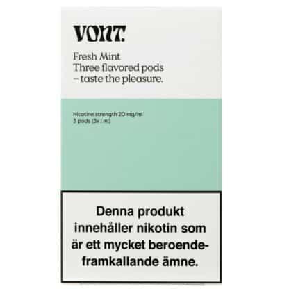 Vont Fresh Mint 3 Pods