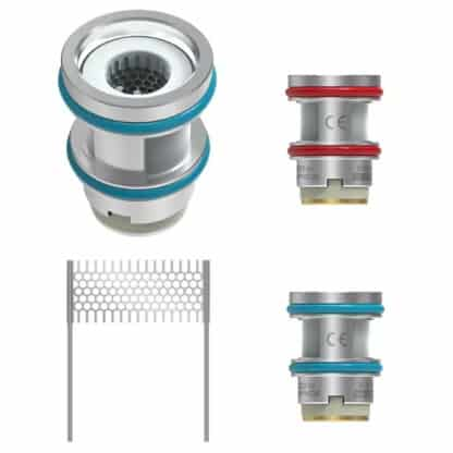 Wirice Launcher W8 Meshed Coils