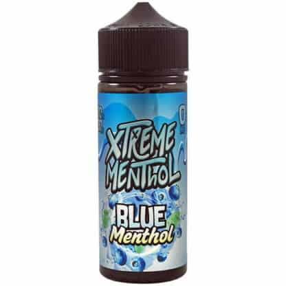 Blue Menthol Xtreme Menthol Shortfill 100ml