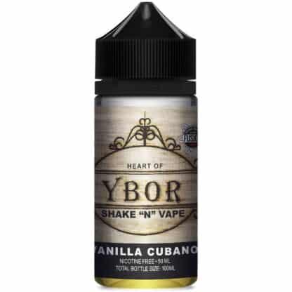 Vanilla Cubano Ybor Shortfill 50ml